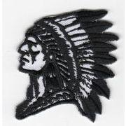 ワッペン(インディアン)