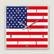 MYCLO 「世界の国旗」シリーズ時計 03 アメリカ