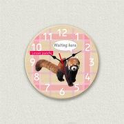 MYCLO 「アニマル」シリーズ時計 11 レッサーパンダ オリジナル 文字盤時計