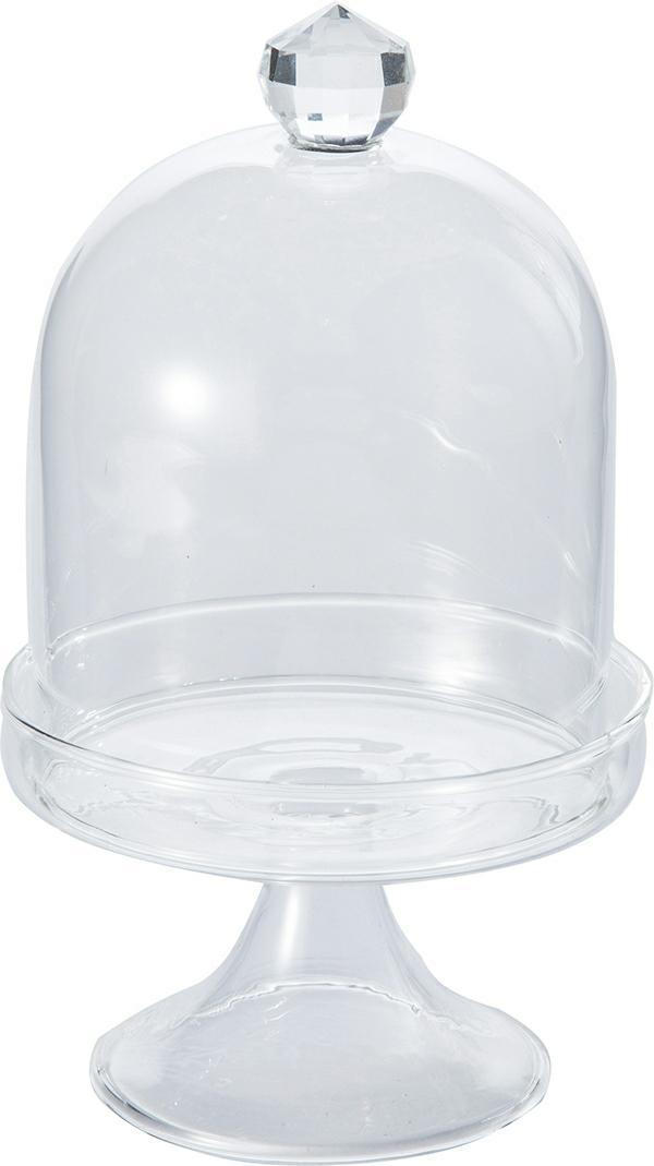 グラスダイヤカットキャニスター M ガラス製品 限定販売商品