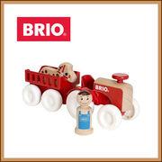 BRIO(ブリオ)ファームトラクターセット