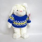 【ウサギ特集】 チェリーラビット ホワイト
