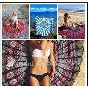 【春夏新作】ファッション/ボヘミア風ビーチスカーフ(肩掛け)♪全4色◆