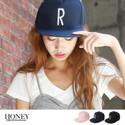 【SALE】アルファベットキャップ/帽子/小物/ロゴ