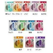 アロマ蚊とり線香(使いきり小巻タイプ) 12種の香り/日本製