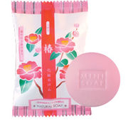 石鹸 花の石鹸 椿(35g)/日本製 sangost