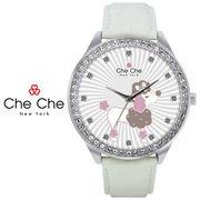 正規品【Che Che New York チチニューヨーク】腕時計[全3色] CC030-0073-WH