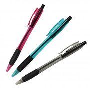 クリップノック式ボールペン1本