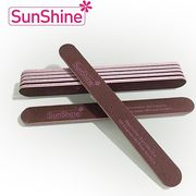 sunshineシリーズ  120/180 ファイル/エメリーボード/バッファ/シャイナー