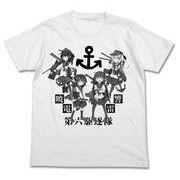 コスパ 艦隊これくしょん -艦これ- 第六駆逐隊Tシャツ