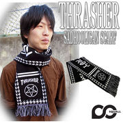 THRASHER SAD HOOLIGAN SCARF   12664