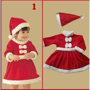 ★子供 クリスマス衣装★コスプレ衣装★写真撮影★演出服