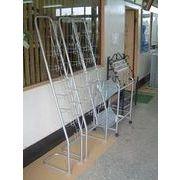 林製作所 パンフレットスタンド YS-66 00064432