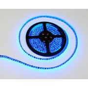 LEDテープ 黒ベース 5m 600連SMD 正面発光 12V 防水 ブルー