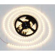 LEDテープ 白ベース 5m 600連SMD 正面発光 12V 防水 電球色