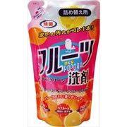 フルーツ洗剤ネオポポラ ポポラクリーン詰替360ml 【 リアルメイト 】 【 床用洗剤 】