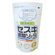 セスキ炭酸ソーダ 大 【 ロケット石鹸 】 【 食器用洗剤・自然派 】