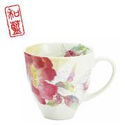 花みさき マグカップシャクヤク(1個箱)