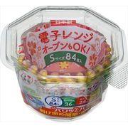 おべんとケースプチフラワーS 【 東洋アルミ 】 【 お弁当用品 】
