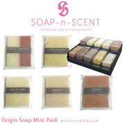 SOAP-n-SCENT オリジン ソープ ミニパック Origin Soap Mini Pack ソープアンドセント