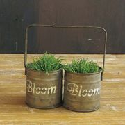 BLOOM HANDLE 2 POT S