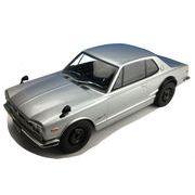 First18/ファースト18 日産 スカイライン GT-R (KPGC10) シルバー