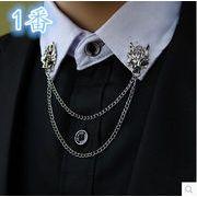 新作★メンズアクセサリー★贅沢★スーツ飾り物★ブローチ★宴会&ウェデイングアクセサリー