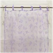 【SALE/値下げ】♪バタフライが描かれたとっても可愛らしい♪カーテン♪