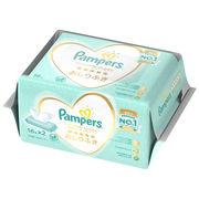 パンパース 肌へのいちばん おしりふき 56枚2パック【 P&G 】 【 おしりふき 】