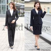 ウォッシャブル3点セットレディーススーツ(j5001-5002)リクルート セレモニー ビジネス