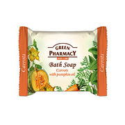 Elfa Pharm Green Pharmacy グリーンファーマシー Bath Soap Carrots with Pumpkin Oil