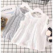 韓国風★新しいスタイル★キッズ用アパレル 女の子用トップス Tシャツ
