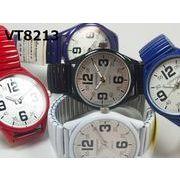 VITAROSOレディース腕時計 ジャバラベルト 日本製ムーブメント