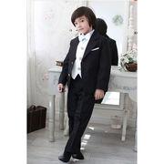 大人気 品質良い 5点セット 子供スーツフォーマル男の子キッズスーツ 子供服