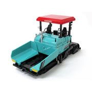 <インテリア雑貨・ミニカー>ダイキャスト合金製 建設車 はたらく車 重機 1:40 アスファルト舗装車