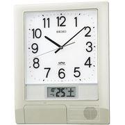 【新品取寄せ品】セイコー電波掛時計 PT201S