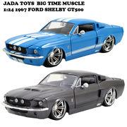 JADATOYS 1:24 1967 FORD SHELBY GT500 ミニカー 【 BLACK のみ】
