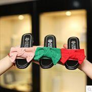 【子供靴】★可愛いデザインの子供靴&サンダル★柔軟なスリッパ★女の子★3色★サイズ26-36