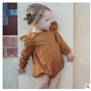 子供服 ロンパース カバーオール 夏 可愛い  ベビー   幼児 おしゃれ シャツ