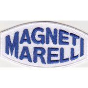 輸入ワッペン MAGNETI MARELLI マニエッティ・マレリ -