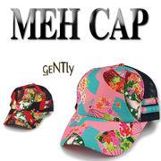GENTLY  和柄メッシュCAP  15922