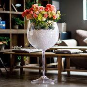 【Wine Accsessory Collection】ジャンボ ワイングラス ディスプレイ用高さ約100cm
