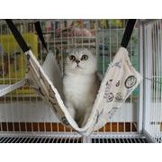 ペット用品 ペットベッド 冬 ハウス ハンモック 選べる7種類 猫ベッド