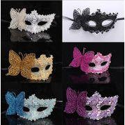 化粧仮装 万聖節 ハロウィン パーティー ハロウィーン 仮面 お面 マスク