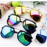 新作♪子供用のサングラス♪★格好いい★サングラス★メガネ★☆ファクションデザイン☆彡5色