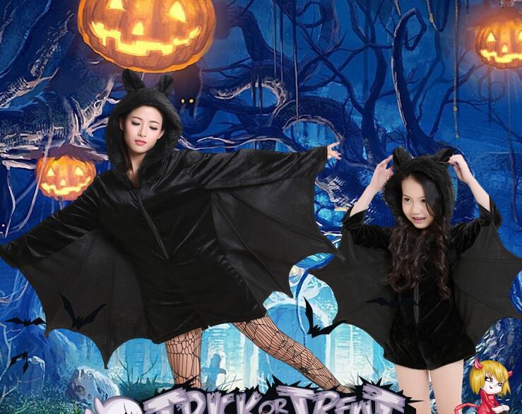 ハロウィン 衣装 家族女性お揃い クリスマス 100-175 仮装 ハロウィーン コスチューム