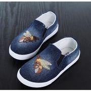 2017年新作【子供靴】★可愛いデザインの子供靴&キャンパス★可愛いブーズ★2色★
