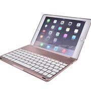iPad Pro 9.7 Bluetooth 3.0 着脱式 キーボードケース オートスリープ スタンド機能 ワイヤレスキーボード