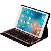iPad Pro 9.7/iPad Air 2/iPad Air Bluetooth 3.0 着脱式 キーボードケース スタンド機能