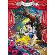 3Dポストカード ペーパーシアター 白雪姫  (ディズ二ー)